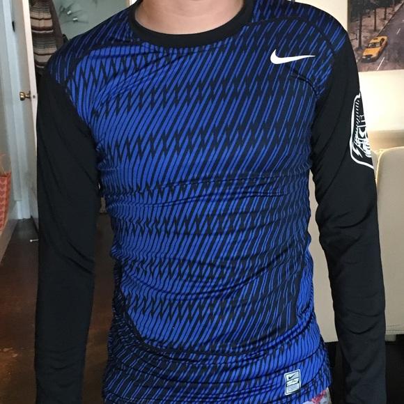 ec02e72f Nike Pro combat dri-fit compression shirt m. M_5c6b424445c8b39b6bbf5ea9